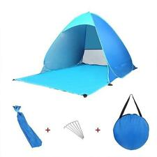 Portable Waterproof Automatic Outdoor Instant Sport Anti-UV Camping Beach Tent