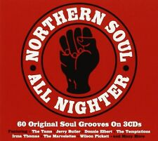 Northern Soul All Nighter [3CD Box Set]