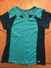 Avia Womens Performance Colorblock Tee Moisture Wicking  L(12-14) New With Tags