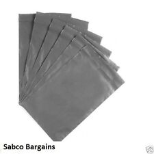 """6 x 9"""" Grey Mailing Parcel Postage Plastic Post Poly Strong Bags Self Seal Mail"""
