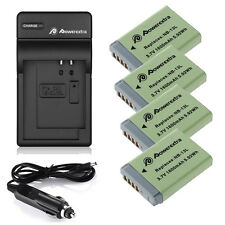 New NB-13L NB13L Battery + Charger for Canon PowerShot G5X G7X G7 X G9X Camera