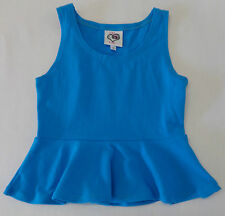 Girls Tops (Peplum) by Mila Kids - all handmade