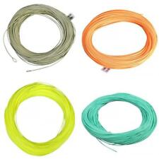 100FT Weight Forward Floating Fly Fishing Fly Line WF 3/4/5/6/7/8F Tackle Gear