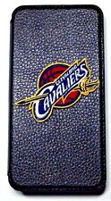 Woodys Originals Inc. Cleveland Cavaliers Leather Sport Team Cell Phone Cases