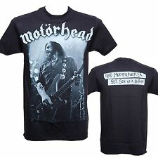 MOTORHEAD - LEMMY PHOTO 49-51 - Official T-Shirt - Heavy Metal - New 2XL ONLY