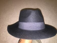 Michael Jackson BAD Tour Worn Used Black Fedora (1987)