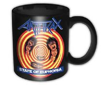 ANTHRAX - STATE OF EUPHORIA LOGO - OFFICIAL BOXED MUG