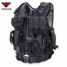 2016 Police Tactical Vest Outdoor Camouflage Body Armor Sports Wear Hunting