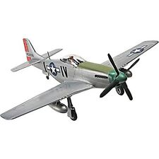 Revell Monogram 1:72 Scale Snaptite P-51 Mustang Model Kit