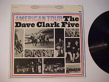 OLD Rock Roll Music Record Album~DAVE CLARK FIVE~Vintage Vinyl Disc LP RARE 1964