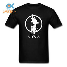 Anime Dragonball Z Son Goku T shirt Mens short sleeve