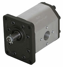 HYDRAULIC GEAR PUMP BODEN GROUP 3 DIN MOUNT, 1:8 TAPERED SHAFT  VARIOUS CC's