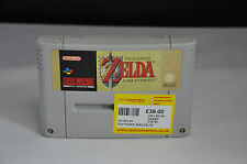 The Legend Of Zelda A Link To The Past Super Nintendo Pal Version
