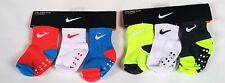 New Nike baby boy 12-24 months 3 pair athletic socks toddler infant sport