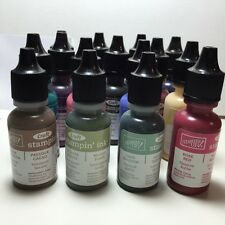 Stampin' Up! Craft Pigmentn Ink Reinkers Refills - RETIRED