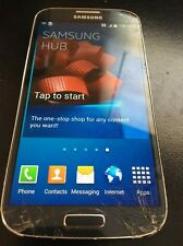 Samsung Galaxy S4 SGH-I337 (AT&T) Clean ESN, WORKS, CRACKED SCREEN