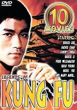 Legends of Kung Fu 10 Movie Pack 2001 by BCI ECLIPSE LLC