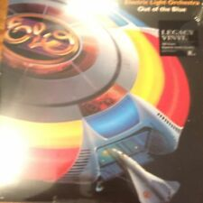 "Electric Light Orchestra ""Out Of The Blue"" 'ReIssue 2x Vinyl LP Record NewSealed"