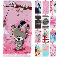 Bear Wallet Leather Flip Case Cover For Wiko Rainbow 3G/4G/Lenny 2nd/3nd/Pulp 4G