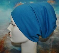 New Cotton Under Scarf Shawl Hat Hijab Hair Loss Chemo Cap Solid Multi Colors