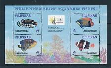 [49093] Philippines 1996 Marine life Fish MNH Sheet