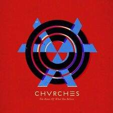 Chvrches - The Bones of What You Believe VINYL LP NEW