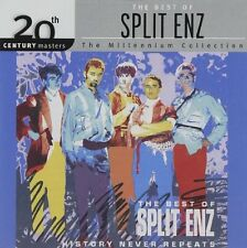 20th Century Masters: History Never Repeats: The Best of Split Enz CD NEW