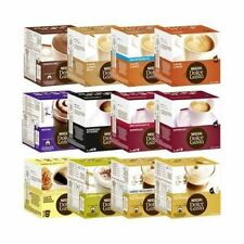 Nescafe Dolce Gusto coffee pods x 3 Packs ( 48 pods) PICK N MIX