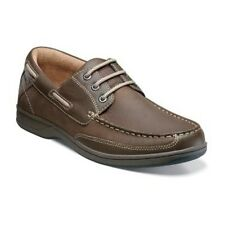 Florsheim Mens Stone Lakeside Ox Leather Casual Oxfords Comfort Trending Shoe