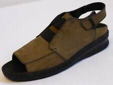 TATAMI DOLORES lic.by Birkenstock Women's Sandals 41 Nubuck leather brown new