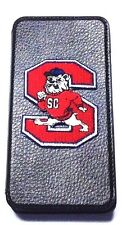 Woodys Originals Inc. South Carolina State Bulldogs Leather Cell Phone Cases