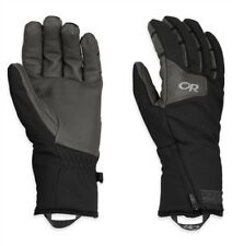 Outdoor Research OR Stormtracker Gloves Mens Black Charcoal