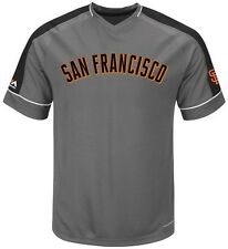 San Francisco Giants Mens Dominant Campaign Cool Base Jersey Big & Tall Sizes