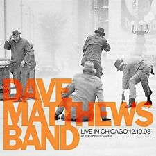 Live in Chicago 12-19-98 at the United Center by Dave Matthews Band (CD,...
