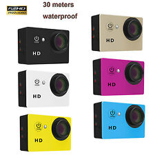 New Waterproof Sports DV 1080P HD Video Recorded Action Camera Camcorder SJ4000