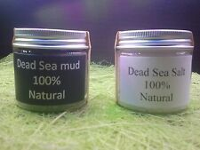 Natural Therapeutic Mineral Mud and Salt Dead Sea Skin Care Natural Cosmetics