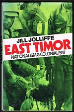 East Timor: Nationalism and Colonialism. HC/DW 1979