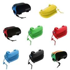 Wear-resisting Cycling Bicycle Bike Front Frame Tool Bag Tube Pouch Pack Pouch