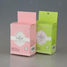 Pink/Green Box 100% Cotton Makeup Facial Cotton Pads Cosmetic Cotton Makeup Pads