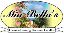 MIA BELLA'S CANDLES ~SINGLE VOTIVES ~DISCONTINUED SCENTS~~CHOOSE YOUR FAVORITES!