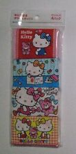 Hello Kitty Sanrio  mini  Pocket Tissue 4 pack set Made in Japan  Free Shipping