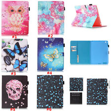 """Tablet Leather Case Stand Flip Cover For Apple iPad Pro 9.7"""" Mini 1 2 3 4 Air 2"""