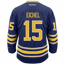 YOUTH Buffalo Sabres Jack Eichel Premier Replica Home NHL Jersey