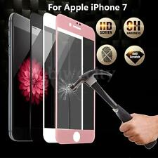 For Apple iPhone 7 / 7 Plus 3D Curved Full Cover Tempered Glass Screen Protector