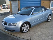 2004 AUDI A4 T SPORT 1.8 TURBO , STOLEN RECOVERED NOT DAMAGED !