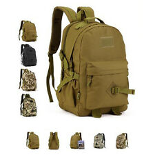 New Men's Fashion Nylon Laptop Pack Book Bag Tactical Military Camping Backpack