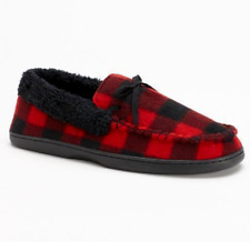 Boys Youth Urban Pipeline Slippers Choose Red Plaid Green Camo or Sports Fan NWT