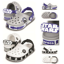 Crocs Crocband Star Wars Kids Clogs Boy Girl Unisex Shoes Different Colours NEW