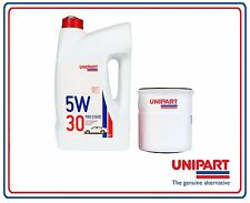 Unipart 5L Oil and Oil Filter Pack Ford Transit 2006-2012 2.4 3.2 Diesel