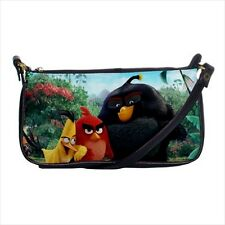 Angry Birds Shoulder Clutch Bag & Leather Coin Purse